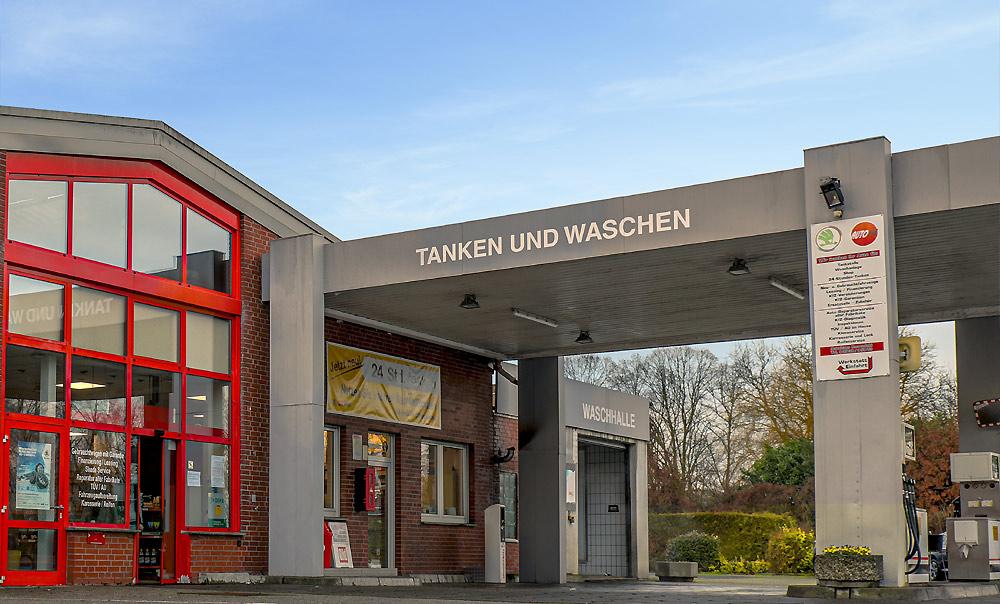 Auto Rosendahl Drensteinfurt - AUTOFIT Werkstatt Tankstelle Waschanlage Skoda-Service | Tankstelle Waschanlage