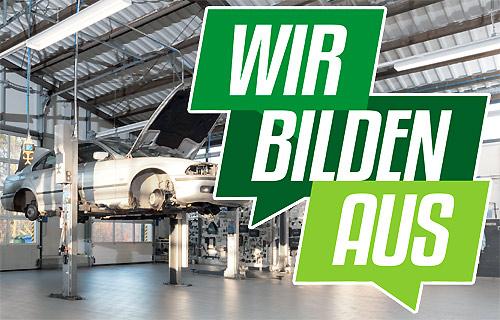 Auto Rosendahl Drensteinfurt - Werkstatt Tankstelle Waschanlage Skoda-Service | Ausbildung